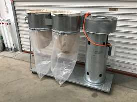Dust Extractor Three Phase - picture5' - Click to enlarge