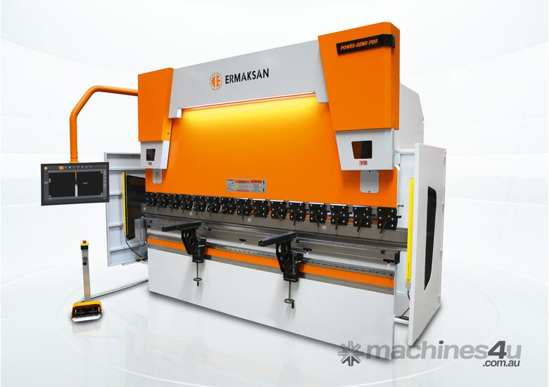 Ermaksan Power-Bend Pro CNC Press Brake