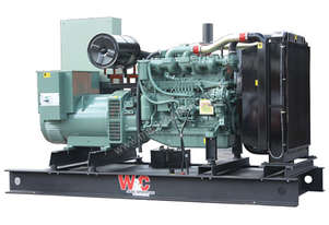 220kVA, 3 Phase, Diesel Standby Generator with Doosan Engine