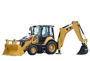 CATERPILLAR 432F2 BACKHOE LOADER
