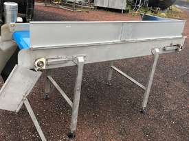 flat belt conveyor - picture2' - Click to enlarge