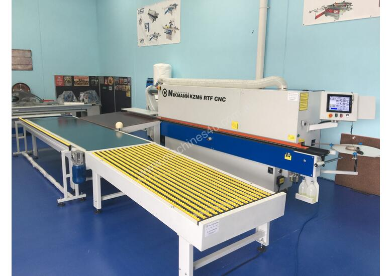 Edgebander NikMann KZM6-TM4-v56 with return conveyor