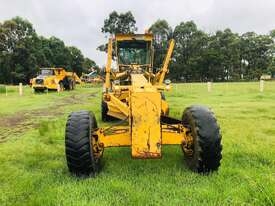 John Deere 772C/H Artic Grader Grader - picture7' - Click to enlarge