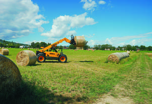 Dieci Agri Farmer 30.9 TCH - 3T / 8.70 Reach Telehandler - HIRE NOW