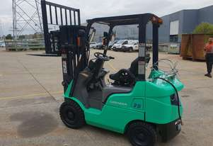 Refurbished 2011 Mitsubishi FGE20CN – Compact Version