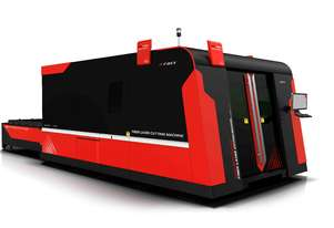 Bystronic DNE D-Fast 4020 8kW Fiber Laser Cutting Machine - Extended Tray 4m, IPG (YLS), Schneider