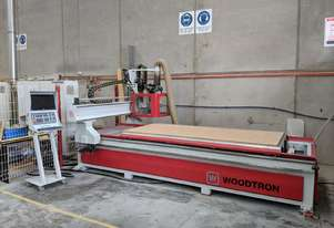 Woodtron WOODWORKING CNC MACHINE