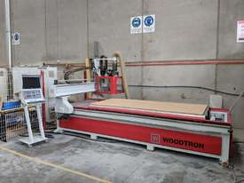 WOODWORKING CNC MACHINE - picture0' - Click to enlarge