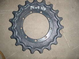 Sprocket Kubota K008 - picture1' - Click to enlarge