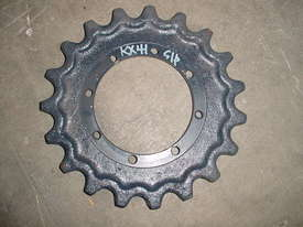 Sprocket Kubota K008 - picture2' - Click to enlarge