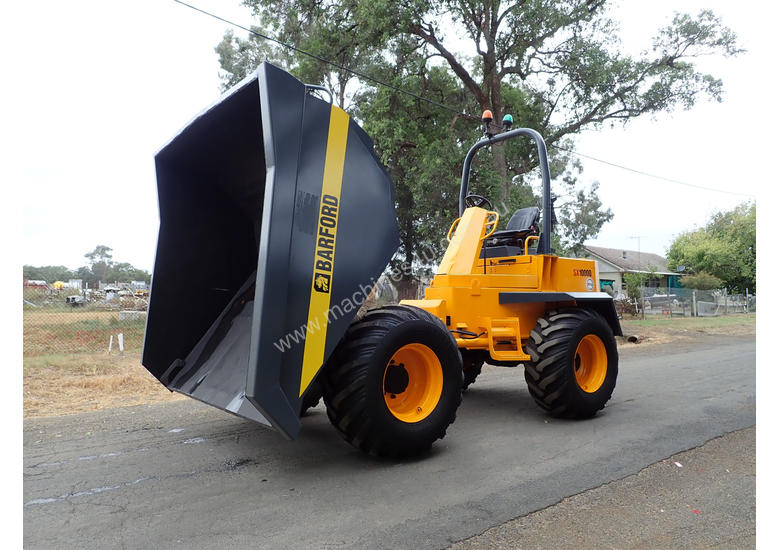 Aveling Barford SX10000 Articulated Off Highway Truck