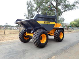 Aveling Barford SX10000 Articulated Off Highway Truck - picture1' - Click to enlarge