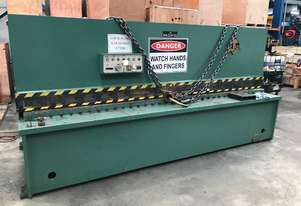Just Traded - Pacific 3100mm x 6mm Guillotine