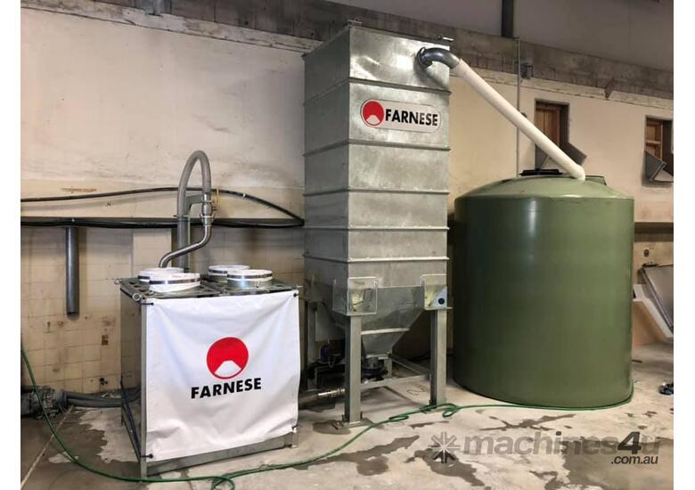 Farnese 2500 Silo Water Recycling System