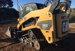 CATERPILLAR 297C Skid Steer Loaders