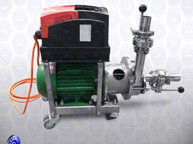 Flamingo In-Line Emulsifier on Trolley with VSD - picture1' - Click to enlarge