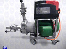 Flamingo In-Line Emulsifier on Trolley with VSD - picture2' - Click to enlarge