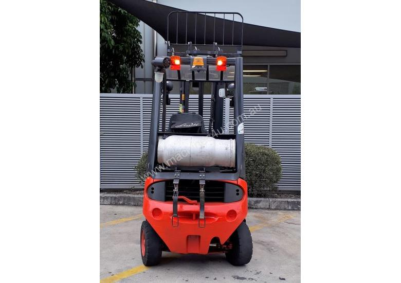 Used Forklift:  N20HP Genuine Preowned Linde 1.8t