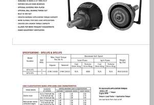 Twin Disc PTO Power Take-Off Clutch SAE#2 SP311P2