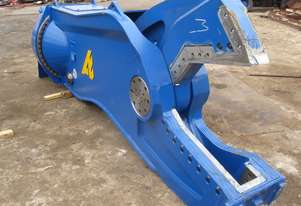 **NEW PRODUCT** Arden Demoltion Scrap Shear to suit 18 - 24T Excavator with rotation