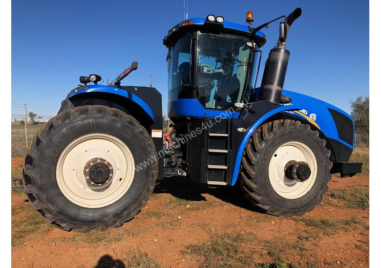 2011 New Holland T9.390
