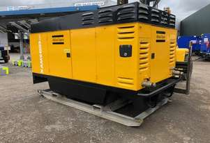 2014 Atlas Copco XAMS 1150 CD7, 1150cfm Diesel Air Compressor - 6 month warranty.
