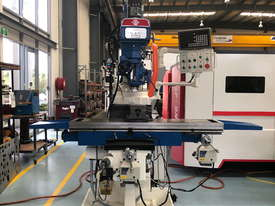 PUMA X6333 TURRET MILLING MACHINE | X TRAVEL 1000MM | DRO  - picture0' - Click to enlarge