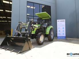 2019 Brand New 40hp EVO404 Tractor  - picture0' - Click to enlarge