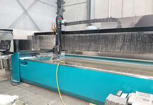 TECHNI Waterjet PRE-OWNED 5 AXIS WATERJET
