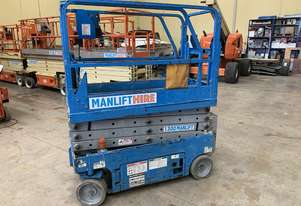 Used Genie GS1932 Electric Scissor Lift for Sale
