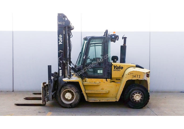 7.5T Diesel Counterbalance Forklift