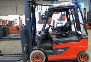 Used Forklift:  E25 Genuine Preowned Linde 2.5t