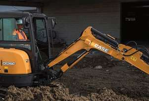CASE B-SERIES MINI-EXCAVATORS CX26C