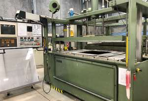 Used GEISS Thermforming Machine