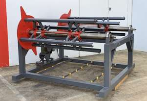 3500Kg Heavy Duty Motorized Decoiler - Fast Track Your Production / Laser / Plasma / Coil Line