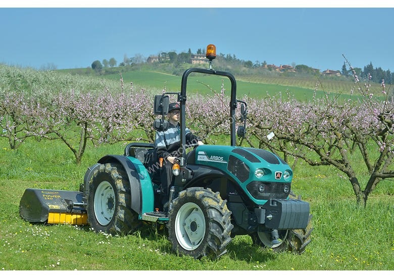 Arbos 4110Q 102HP ROPS Orchard Vineyard Tractor