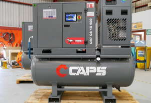 CAPS 2nd Generation CR7 CS 10 500 10bar 7.5kW 34cfm Rotary Screw Air Compressor
