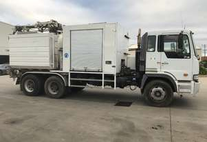 For Hire of Sale Hino FS1K Spoutvac Vacuum Tanker