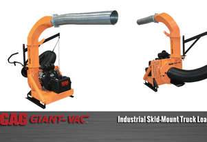 Scag Giant-Vac Industrial Skid Mount Truck Loader