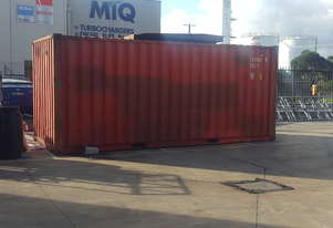20 Foot Shipping Container - DANDENONG, VIC