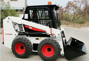 Skid Steer Loader. Wheel Drive – 75hp Kubota Diesel Engine TM75WR