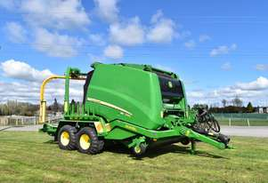 Goweil G5040 Kombi - Fit Your Choice of Baler
