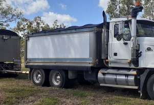 2006 Mack Trident & 2013 Quad Tipper, available separately, E.M.U.S TS562