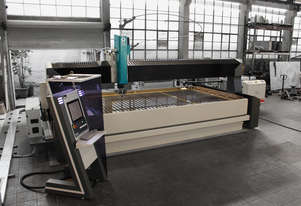 Mach 500 Waterjet Cutting Machine 4M X 2M for Heavy Cutting Applications