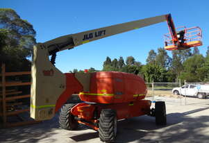 03/2015  JLG 800AJ - 4 Wheel Drive, Diesel Knuckle Boom