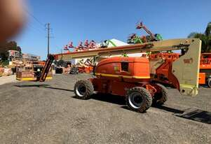10/2012  JLG 800AJ - 4 Wheel Drive, Diesel Knuckle Boom (Hire or Buy)