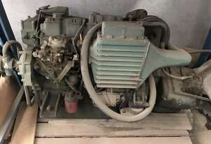 Volvo Penta TAMD31 Marine Engine and Gearbox
