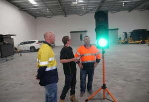 Ldc Equipment Portable Traffic Lights