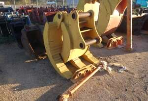 5 Finger Grab to suit 30 Ton Excavator