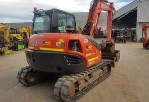 KUBOTA KX080 8T EXCAVATOR WITH LOW 1388 HOURS, BUCKETS AND FULL SPEC